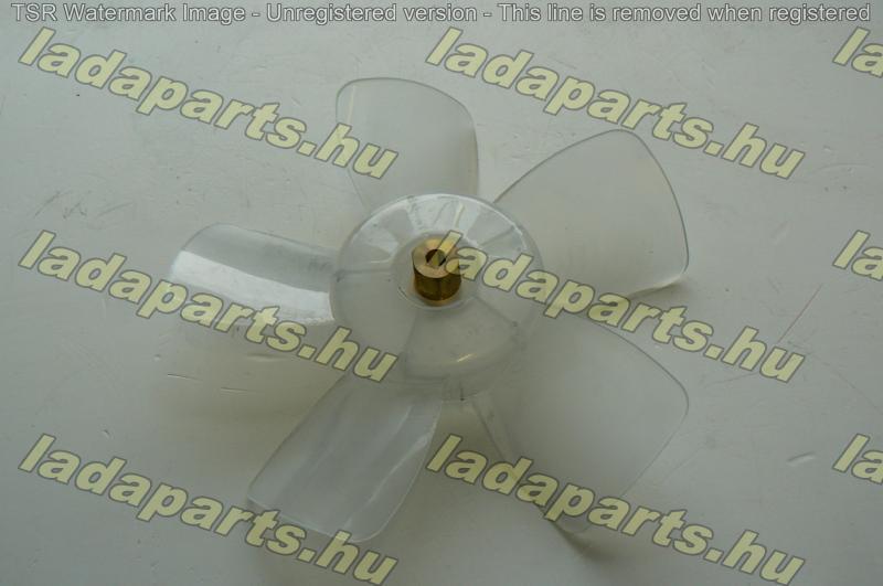 fűtőmotor ventilátor lapát