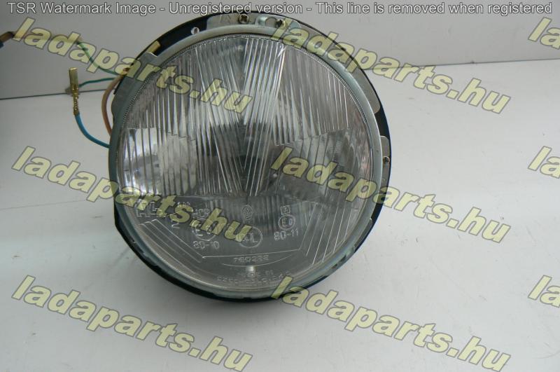 fényszóró külső bal komplett