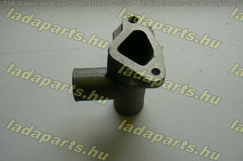 vízcső elosztó /alumínium ház/