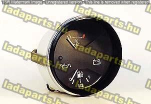 kombinált óra (víz-üzemanyag)