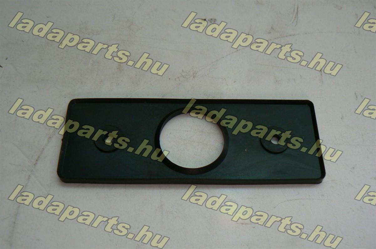 hátsó sárvédő prizma gumialátét