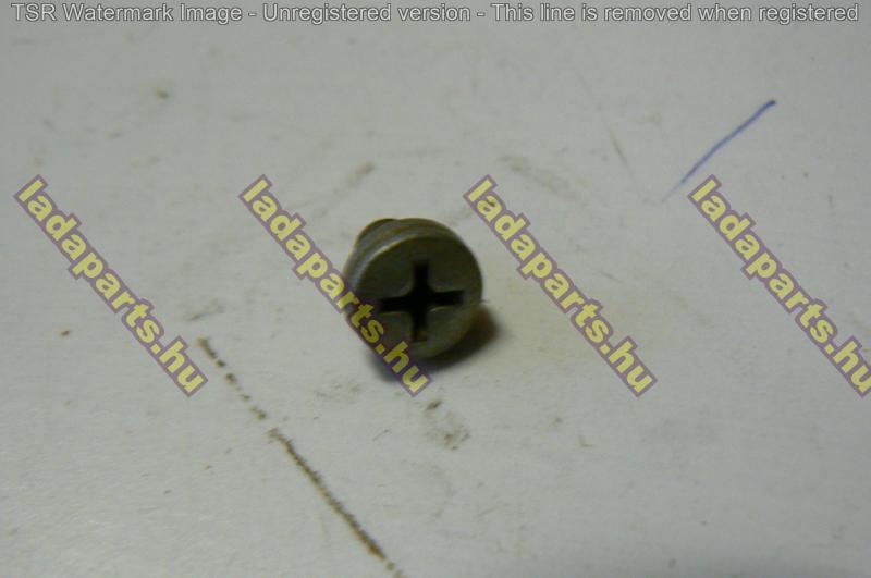 hűtőrács felsőrész csavar m5x14