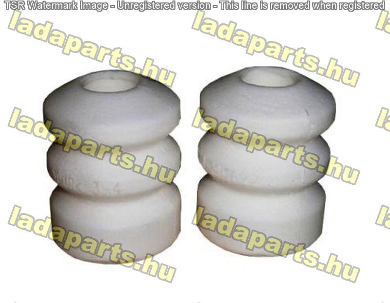 lengéscsillapító hátsó gumiütköző/porvédő szett
