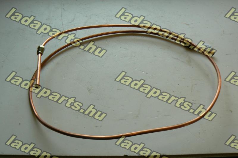 fékcső fém fékerőszabályzó jobb hátsó fékhez 178 cm