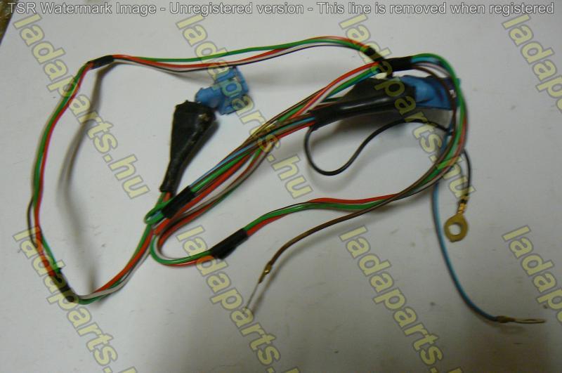 gyújtásvezérlő kábel