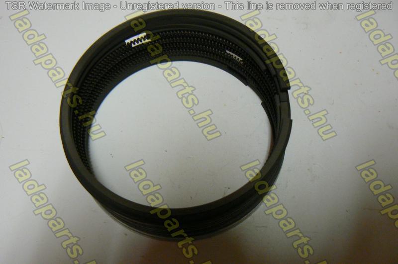 dugattyú gyűrű 82,40 garnitúra
