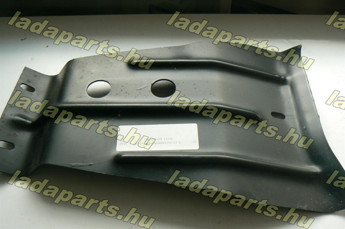 motorvédő alsólemez közép