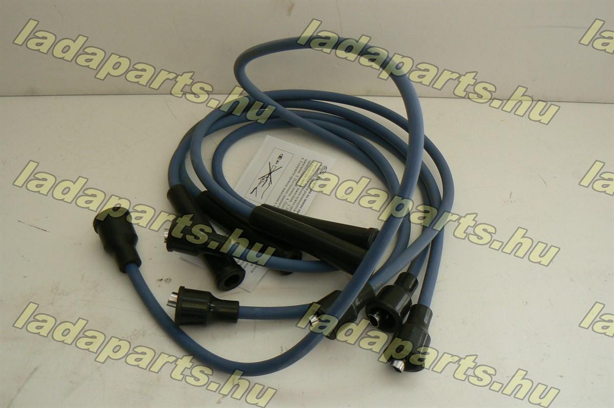 gyújtáselosztó kábel garnitúra NIVA 1.6 szilikon