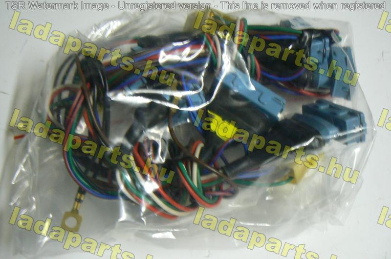gyújtásvezérlő kábelköteg Bosch