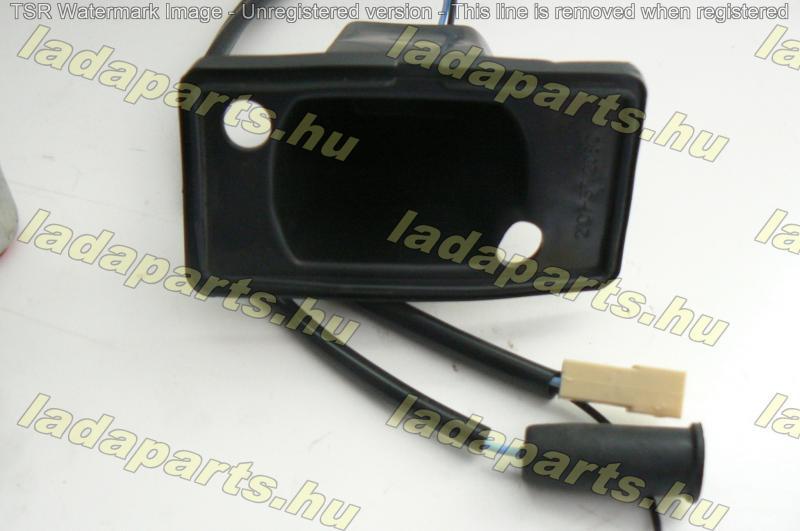 irányjelző index lámpa gumi burkolat