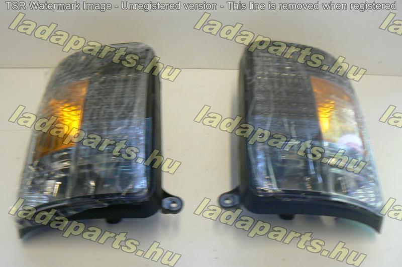 hátsó lámpa pár kristálylámpa (NIVA)