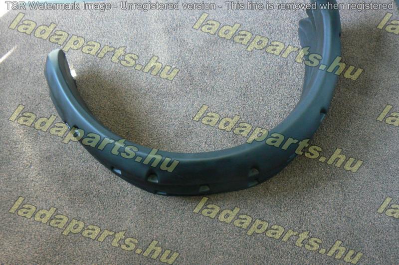 sárvédő szélesítő (extra széles) oldalról felcsavarozható