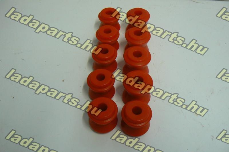 stabilizátor szilent műanyag hátsó (garnitúra)