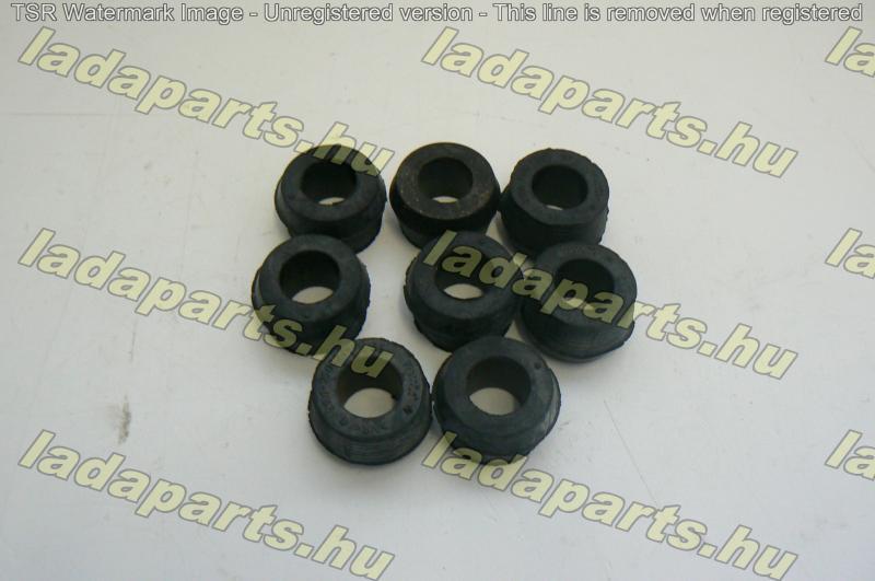 hátsó lengéscsillapító gumi persely garnitúra gyári (8db)