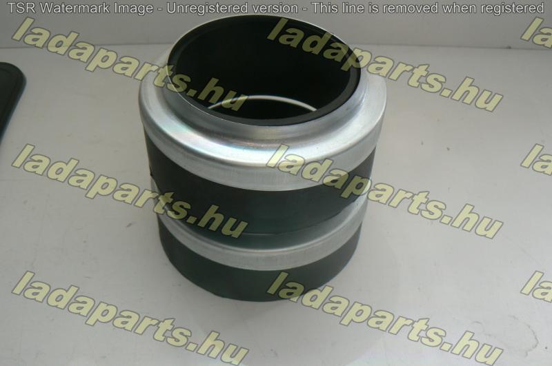 hátsó rugótányér gumi+fém (erősített)